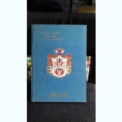 спомен књига   -   carte memoriala. 10 ani de domnie ai Majestatii Sale Regelui Alexandru I 1921-1931