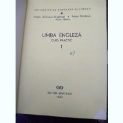 - Limba engleza curs practic (volumul 1) -  Virgiliu Stefanescu Draganesti
