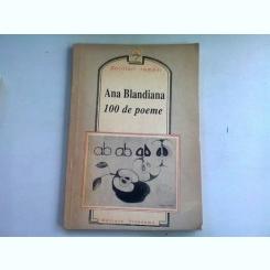 100 DE POEME - ANA BLANDIANA