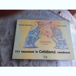 111 INCURSIUNI IN COTIDIANUL ROMANESC - TEODOR BACONSKY, DEVIS GREBU