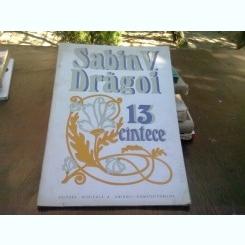13 cantece - Sabin V. Dragoi