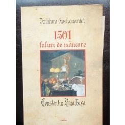 1501 FELURI DE MANCARE - CONSTANTIN BACALBASA