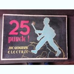 25 PUNCTE! JOC GEOGRAFIC ELECTRIC
