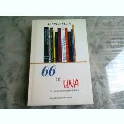 66 IN UNA. O MICA ENCICLOPEDIE BIBLICA - ALFRED KUEN