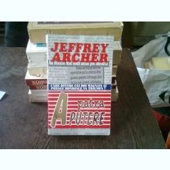 A PATRA PUTERE - JEFFREY ARCHER