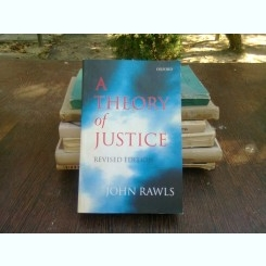 A theory of justice - John Rawls (teorie asupra justitiei)