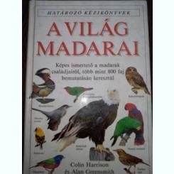 A világ madarai - carte in lb maghiara  ornitologie