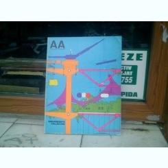 AA L'architecture d'aujourd'hui no 168 juillet-aout 1973