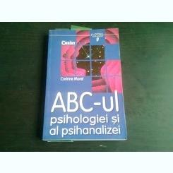 ABC-UL PSIHOLOGIEI SI PSIHANALIZEI - CORINNE MOREL