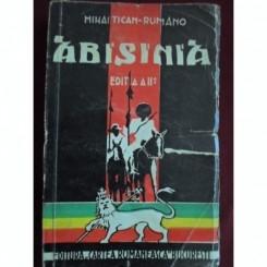 ABISINIA - MIHAI TICAN RUMANO