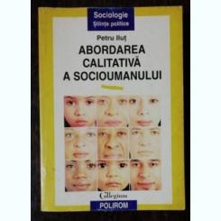 ABORDAREA CALITATIVA A SOCIOUMANULUI -PETRU ILUT