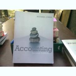Accounting - Michael Jones   (contabilitate, ed. a doua)