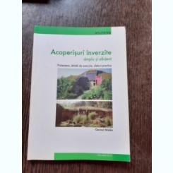 ACOPERISURI INVERZITE, SIMPLU SI EFICIENT - GERNOT MINKE