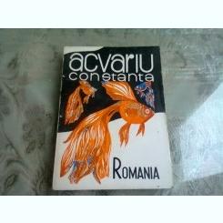 ACVARIU CONSTANTA - MARCEL STANCIU