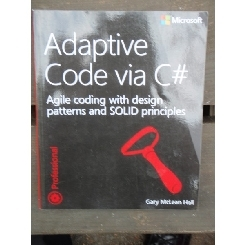 ADAPTIVE CODE VIA C# - GARY MCLEAN HALL