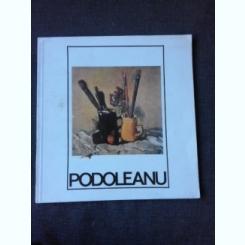 ADRIAN PODOLEANU, PICTURA, CATALOG EXPOZITIE IUNIE 1989