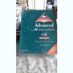 ADVANCED MASTERCLASS - TRICIA ASPINAL  (CARTE ENGLEZA PENTRU STUDENTII DE LA CLASELE AVANSATE)