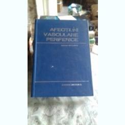 AFECTIUNI VASCULARE PERIFERICE - T. GHITESCU