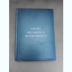 Agenda mecanicului de locomotiva, 2005
