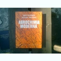 Agrochimia moderna - David Davidescu si Velica Davidescu