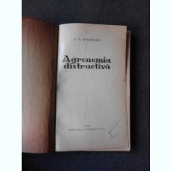 AGRONOMIA DISTRACTIVA - A.G. DOIARENKO