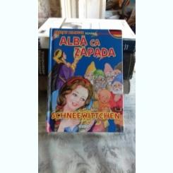 ALBA CA ZAPADA EDITIE BILINGVA ROMANA GERMANA