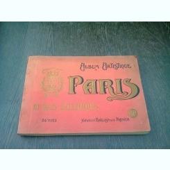 ALBUM ARTISTIQUE PARIS ET SES ENVIRONS  (54 FOTOGRAFII)