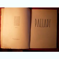 ALBUM TH.PALLADY- 1944-Prima Ed. -text-Ionel Jianu