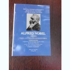 ALFRED NOBEL, VIATA, ACTIVITATEA SI MOSTENIREA - SILVIA CONSTANTINESCU