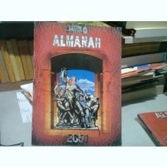 ALMANAHUL ACADEMIEI CATAVENCU, 2001