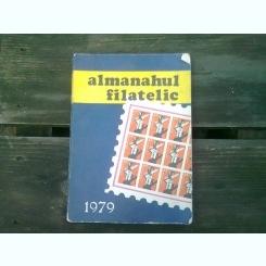 ALMANAHUL FILATELIC 1979