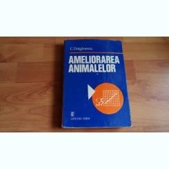 AMELIORAREA ANIMALELOR-C, DRAGANESCU
