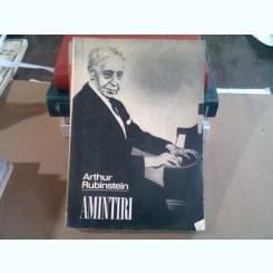 AMINTIRI - ARTHUR RUBINSTEIN