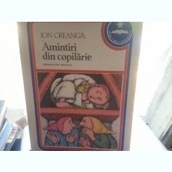 Amintiri din copilarie - Ion Creanga- ilustratii de Silviu Baias - 1979