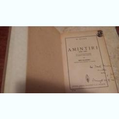 AMINTIRI-N.GANE,INTERBELICA