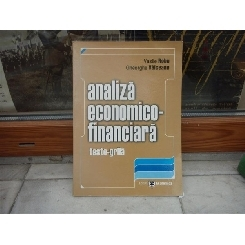 Analiza economica-financiara , Vasile Robu