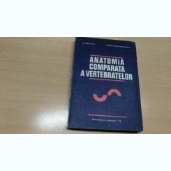 ANATOMIA COMPARATA A VERTEBRATELOR-D.MISCALENCU-FLORICA MAILAT-MISCALENCU