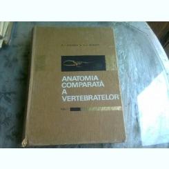 ANATOMIA COMPARATA A VERTEBRATELOR - G.T. DORNESCU   VOL.I