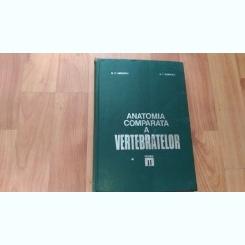 ANATOMIA COMPARATA A VERTEBRATELOR-VOL2-O.C.NECRASOV-G.T.DORNESCU