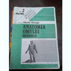 ANATOMIA OMULUI * MEMBRELE -VIOREL RANGA