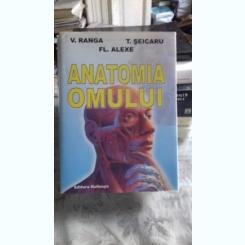 ANATOMIA OMULUI - V. RANGA