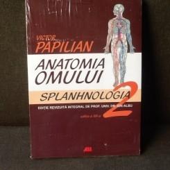 Anatomia omului - Victor Papilian volumul 2