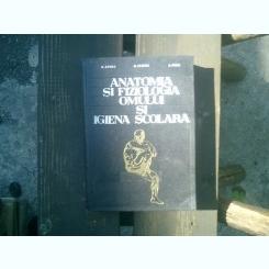 Anatomia si fiziologia omului i igiena scolara - M. Zarma, M. Stoica si A. Deca