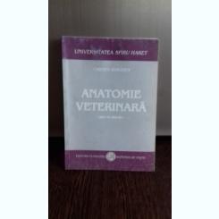 ANATOMIE VETERINARA - CARMEN BERGHES