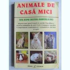 Animale de casa mici - Margie Wilson