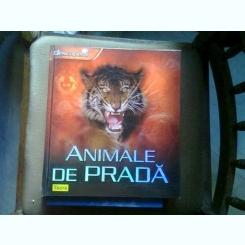 ANIMALE DE PRADA - GHID ILUSTRAT