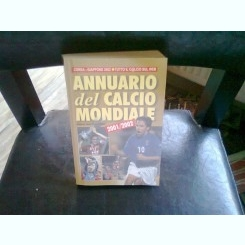 ANNUARIO DEL CALCIO MONDIALE 2001 - 2002