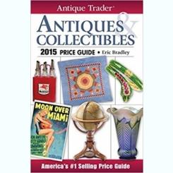 ANTIQUES COLLECTIBLES - ERIC BRADLEY   (CARTE IN LIMBA ENGLEZA)