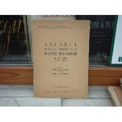 Anuarul scoalei medii nr.17 Matei Basarab pe anul scolar 1956-1957 , Prof. Al. Iordache