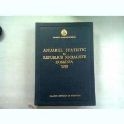 ANUARUL STATISTIC AL REPUBLICII SOCIALISTE ROMANIA 1983